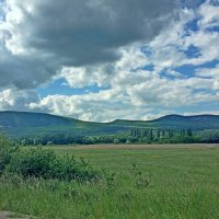 По горным дорогам Крыма :: Tata Wolf