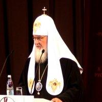Кирилл патриарх Московский :: elena manas