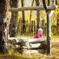 Осенний лес :: Мария Саянова