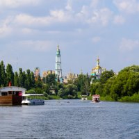 прогулка по реке :: Александр Марин