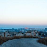закат в городе :: Надежда Щупленкова