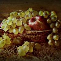 Белый виноград :: Клара