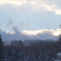 зимнее утро :: Alexandr Staroverov