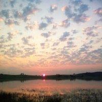 Озеро моего детства :: Михаил Цегалко