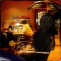 My magic Petersburg_02273 Аэлита в салоне красоты на ул. Восстания :: Станислав Лебединский