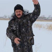зимняя рыбалка :: игорь