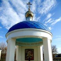 Церковь Св.Петра и Павла. Волгоградская обл. п.Лог :: Ирина