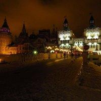 Почти старая Москва :: Андрей Лукьянов