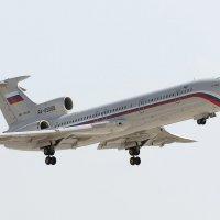 Ту - 154 :: Олег Савин