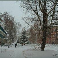 """...а снег идет...""(с) :: Владимир Михайлович Дадочкин"