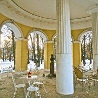 павильон Росси в Михайловском саду :: Елена