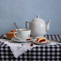 Утренний  чай :: Наталья Казанцева