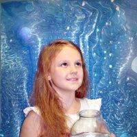 Золотая рыбка :: Юлия Шишаева