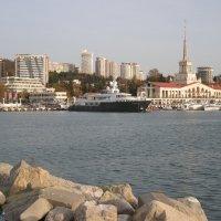 в порту :: дмитрий панченко