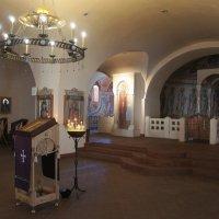 Феодоровский собор. Нижний храм :: Елена Павлова (Смолова)