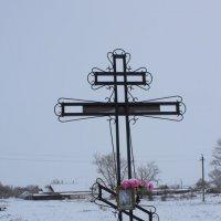Поклонный крест :: игорь