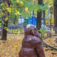 Такая осень :: Сергей Тарабара