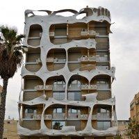 Улицы Тель-Авива - Crazy house :: Владимир Брагилевский
