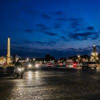 Огни ночного Парижа... :: Сергей Козырев
