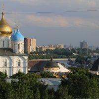 Новоспасский монастырь :: Sergey Istra