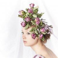 Венок из сухих роз :: Александр Амеличкин