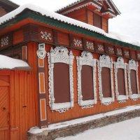 Дом в Коломне :: Svetlana Lyaxovich