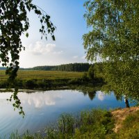 Озеро :: Владимир Безбородов
