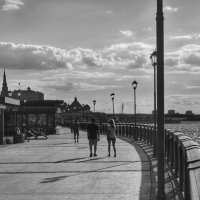 На набережной :: Aleksandr Shishin