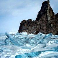 Экспедиции по льду Байкала :: Нина