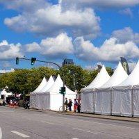 Белые шатры :: Nina Yudicheva
