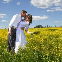 Летняя свадебка :: Natalia Petrenko