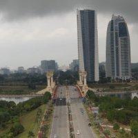 Малайзия. Путраджая-город без людей :: Gal` ka