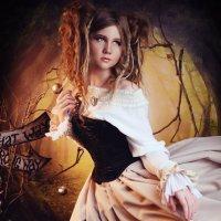 Другие сказки Sаламандры... :: Ксения(Salamandra) Смирнова