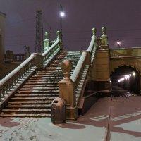 Снежная лестниц :: shabof