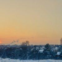 Зимний закат :: cfysx