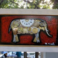 Слон :: Наталья Джикидзе (Берёзина)