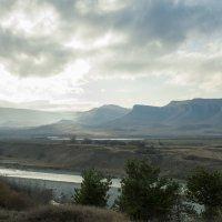 Долина реки Кубань :: Евгений Khripp