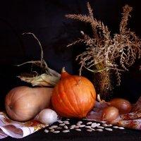 Осенний натюрморт :: Нэля Лысенко