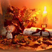 Осенняя мелодия :: Нэля Лысенко