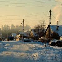 вот и зима пришла...-30 :: petyxov петухов