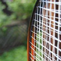 Бадминтонная ракетка :: Roman Dubrovin