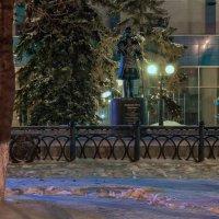 Основатель города. Ижевск – город в котором я живу! :: Владимир Максимов