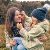 мама и дочка :: Екатерина Шарова