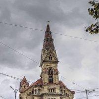 Одесская кирха :: Александр Корчемный