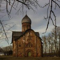 Церковь апостолов Петра и Павла в Кожевниках :: Ольга Лиманская