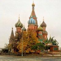 Московская осень. :: Константин Поляков