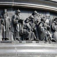 Памятник Тысячелетие России. Великий Новгород :: Наталья