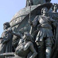 Тысячелетие России. В-Новгород :: Наталья