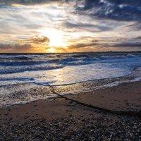 Морской закат :: Владимир Руденко