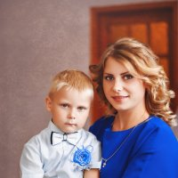 ☆ Екатерина и маленький Владик )☆ :: Studia2Angela Филюта